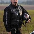 Dieter mit Motorrad